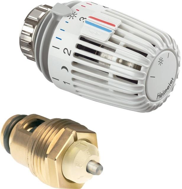 Heimeier Set Retro-S m.Thermostatkopf
