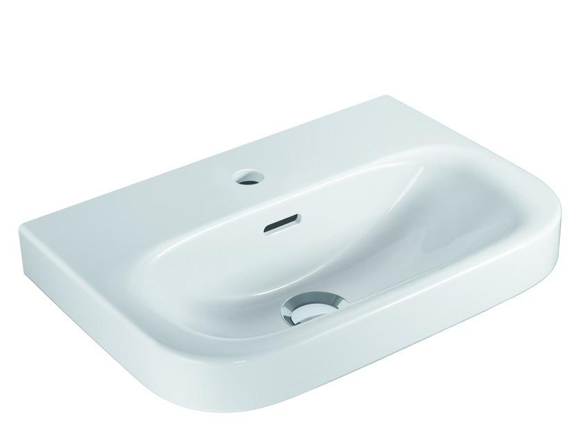 VIGOUR Handwaschbecken Derby Weiss  50 x 35 cm