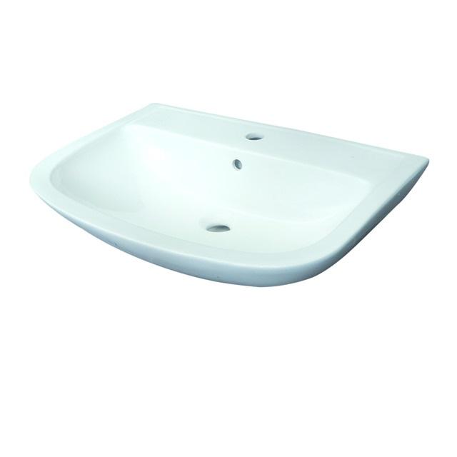 VIGOUR Waschtisch One Weiss  60 x 45 cm